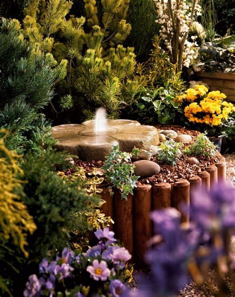 27 Breathtaking Water Fountain Ideas ? Garden Outline