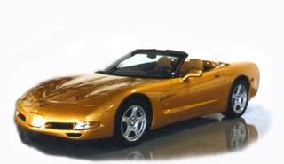 aztec gold c5 corvettes