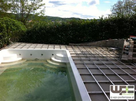 balkon len solar bilder wpc aluminium alu unterkonstruktion f 252 r