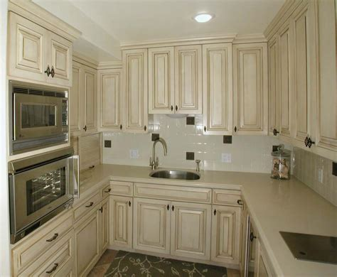 Ceramic Tile Kitchen Backsplash Ideas by Beautiful White French Country Kitchen Cabinets Home Design