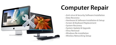 Computer Repair Computer Center Computer Repair Cafe