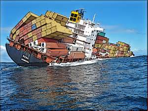 les porte conteneurs pourraient affronter des vents