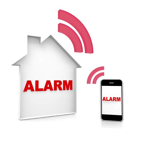 landline home security versus cell phone home security