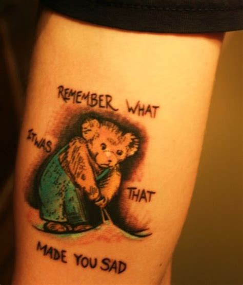 tattoos inspired by books amazing tattoos inspired by children s books
