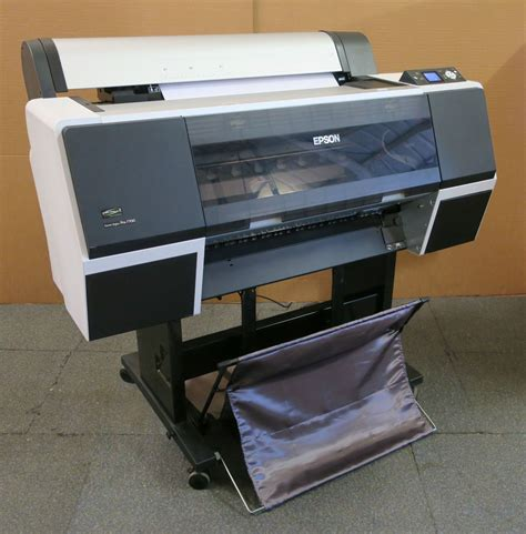 Printer Epson A1 epson stylus pro 7700 24 a1 colour photo poster wide