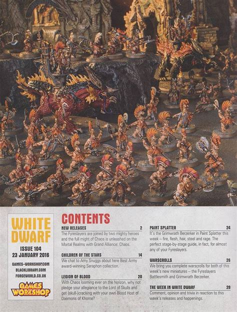 war of sigmar rumors and war of sigmar rumors and for age of sigmar