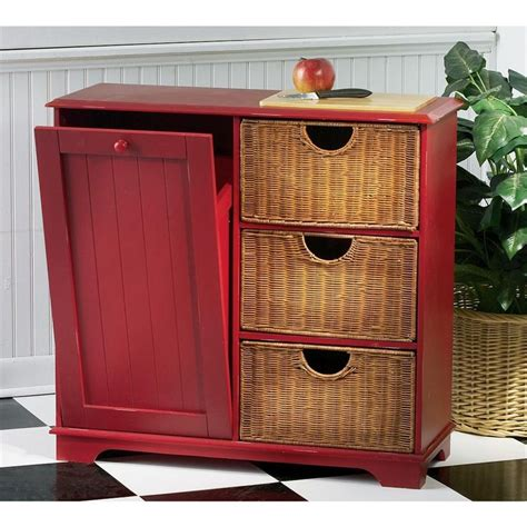 kitchen trash can storage cabinet the 25 best recycling bins ideas on kitchen