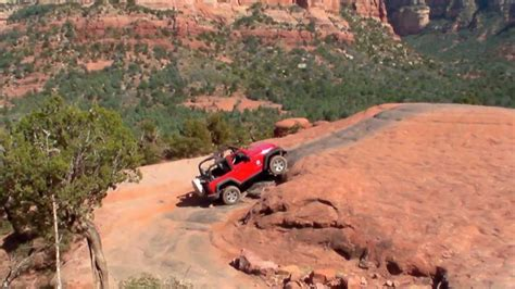 Sedona Jeep Trails Broken Arrow Trail Sedona Arizona