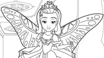 Home Sofia The First Princess Amber In Coloring Page sketch template