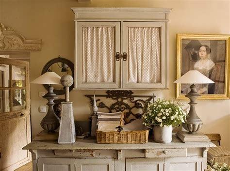 provenzali interni shabby chic vintage interior design