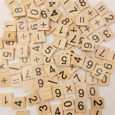 number of letters in scrabble 100pcs set wooden alphabet letters tiles black scrabble