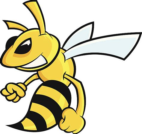 Hornet Clipart Royalty Free Hornet Clip Vector Images