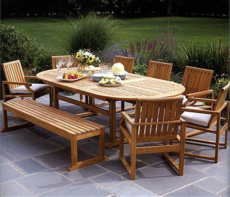 Kingsley bate 10 seat outdoor furniture dining set