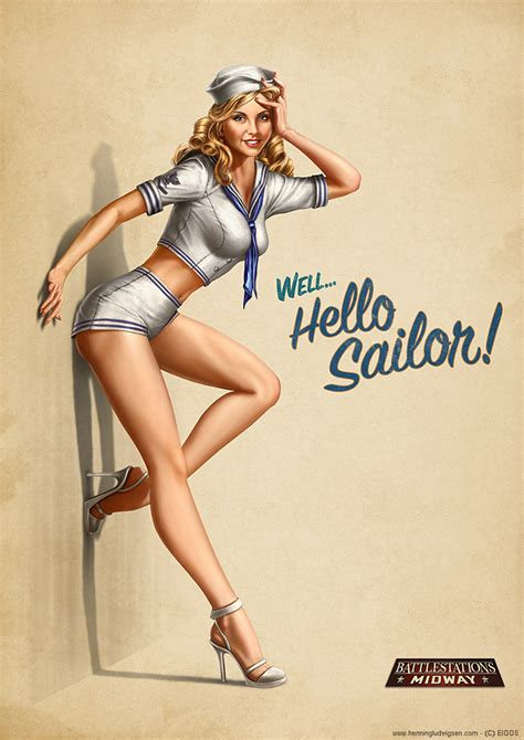 1950s Kitchen Design by 50 Mind Blowing Artworks Where Pinup Art Meets Typography