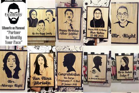 Tulisan Kayu Strong Hiasan Diding malang merdeka faceidentity kreasi hiasan dinding unik bertabur kata di atas kayu