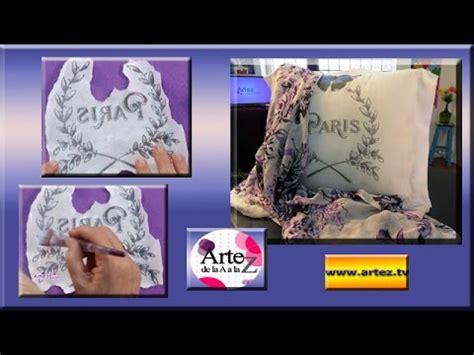 transferir imagenes con latex secretos para transferir imagenes sobre telas youtube
