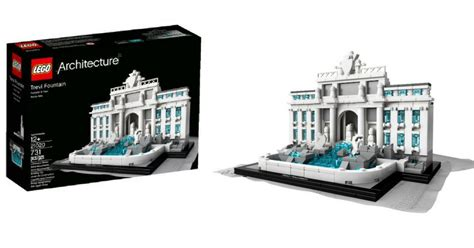 Lego Architecture 21020 Trevi lego architecture trevi 21020 building fabulessly frugal