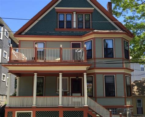 historic exterior house paint colors