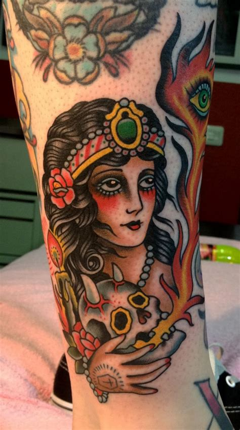 cool traditional tattoos paul dobleman artist mods are rad