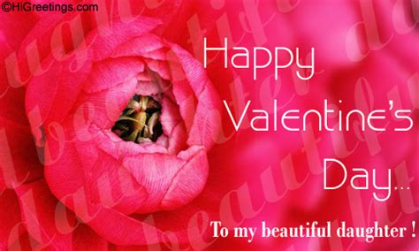 happy valentines day to my daughters send ecards family to a beautiful