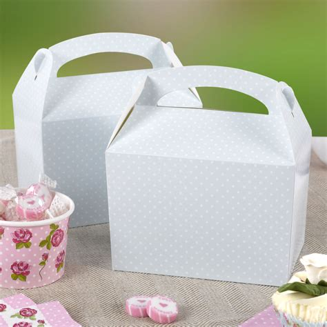Wedding Lunch Box by Lunch Boxes Wedding Favour Boxes Ribbon