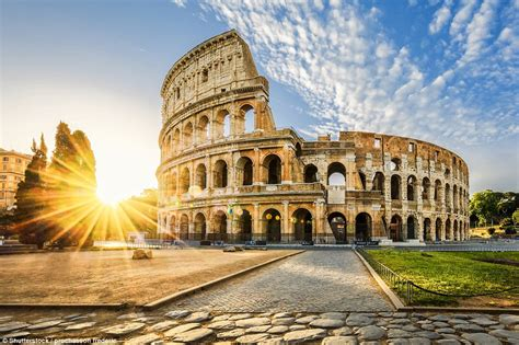 best rome attractions the top 10 best attractions in rome daily mail
