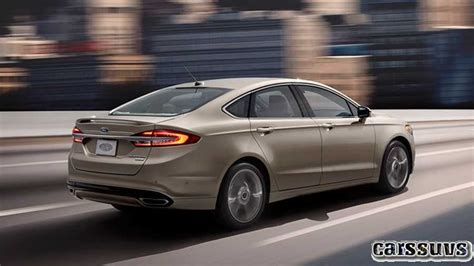 New Ford Mondeo 2018 by 2018 2019 Ford Mondeo New Cars Price Photo Description