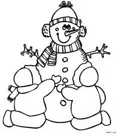 冬天图片 简笔画图片 少儿图库 中国儿童资源网