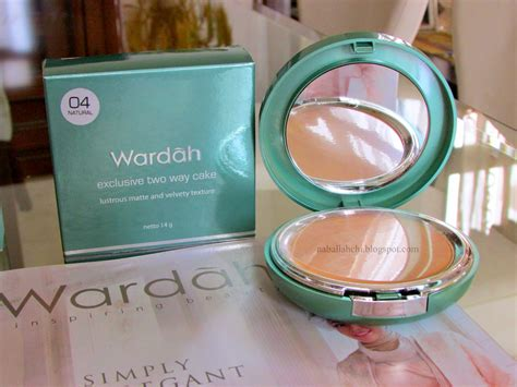 Wardah Compact Powder naballah chi my wardah cosmetics a critique review