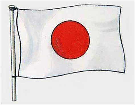 imagenes de japon bandera bandera de jap 243 n para colorear imagui