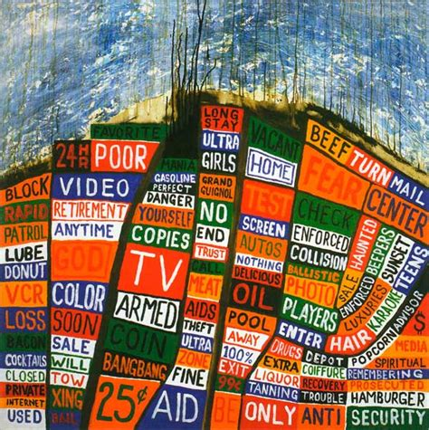 Hail To The Thief hail to the thief is 10 revisiting radiohead s