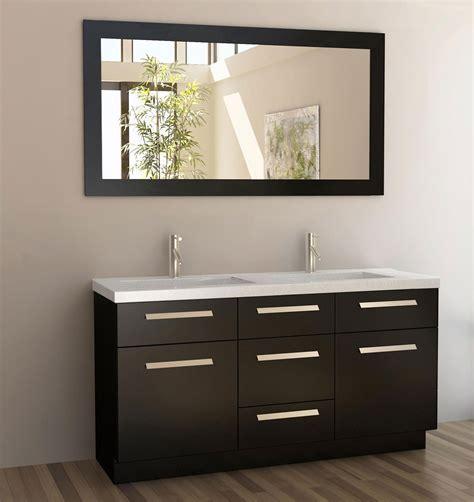 Shop double sink vanities with free upgrade to inside delivery bathroom picture 72 gabathroom
