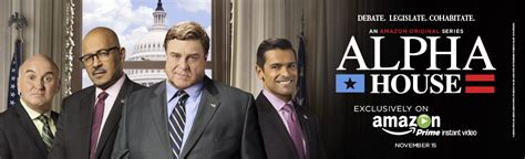 alpha house imdb alpha house tv show alpha house series thread starring goodman clark johnson dvd