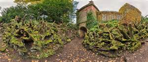 Stumperies parks and gardens uk