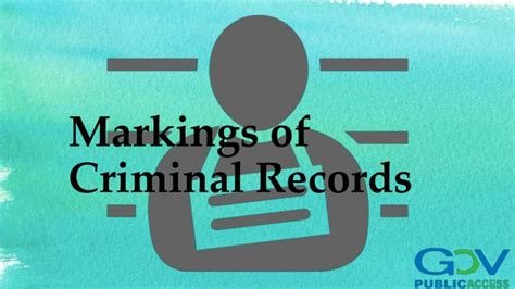 I 485 With Criminal Record Ppt Markings Of Criminal Records Powerpoint Presentation Id 7415385
