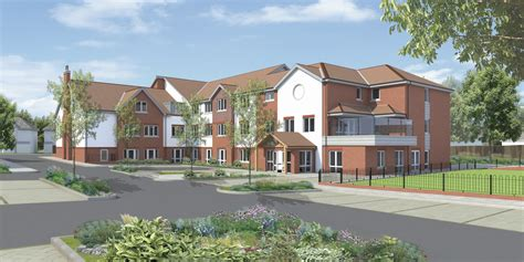 dwa architectsnew build care home sutton coldfield dwa