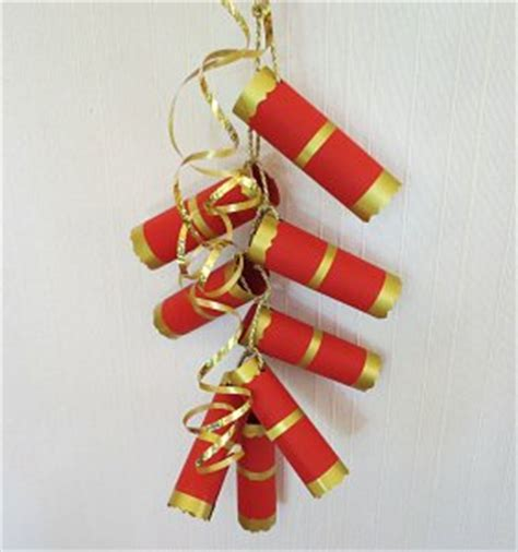 how to create new year decorations new year firecrackers