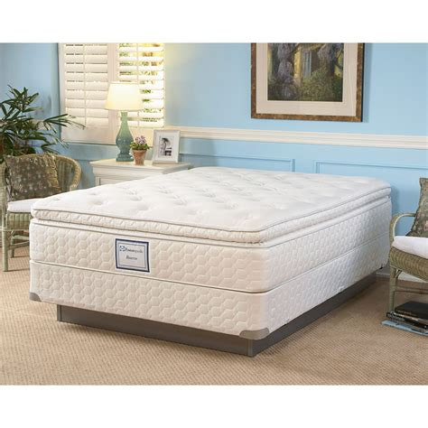 Difference Between Plush And Pillow Top by Sealy Posturepedic 50508461 Iridescent Ultra Plush