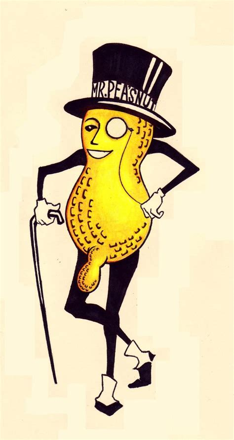 The Planters Peanut by Planters Peanut By Originalnick On Deviantart