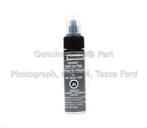 oem ford lincoln mercury sterling grey metallic touch up paint color code uj ebay