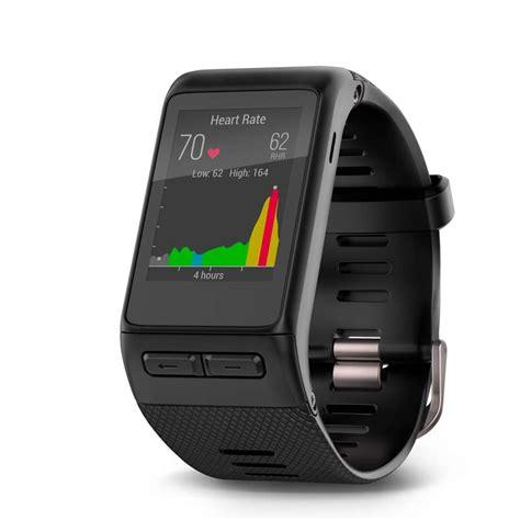 garmin vivoactive hr gps smartwatch with optical hr sensor