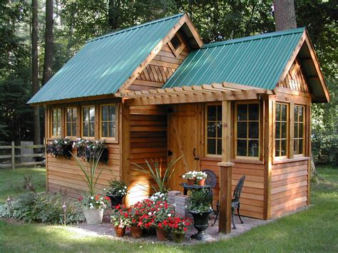 garden shed tiny house swoon