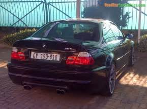 Bmw Used Cars South 2005 Bmw M3 Csl Used Car For Sale In Alberton Gauteng