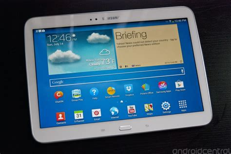 Samsung Galaxy Tab Series samsung galaxy tab 3 series review android central