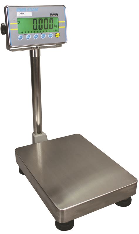 bench weighing scales pwsscales