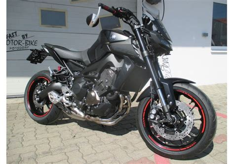 Motorrad Tuning Yamaha Mt 09 by Neumotorrad Yamaha Mt 09 Abs Rizoma Edition Baujahr