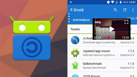 f droid apk free f droid un play store alternatif open source becauseofprog