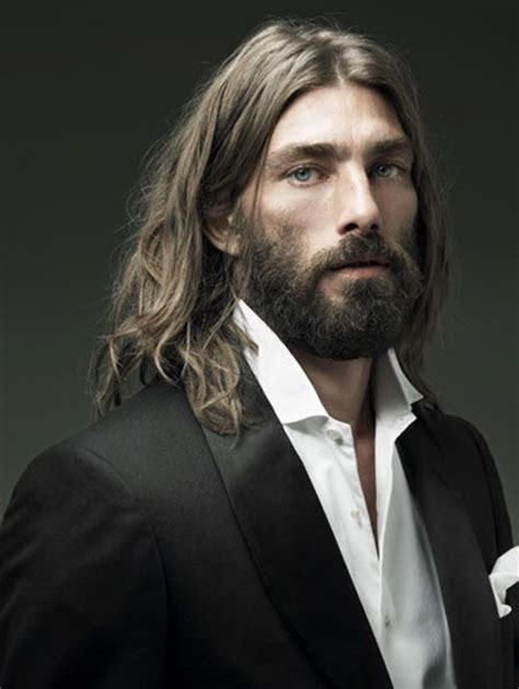 male models with long straight hair 25 best long hairstyles for men mens hairstyles 2018