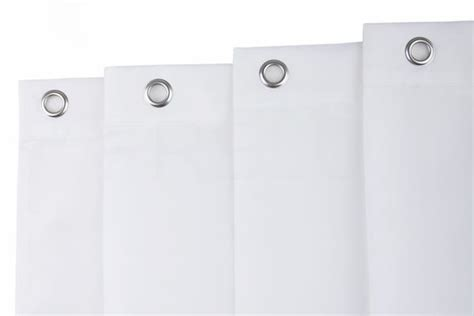 duschvorhang mit bleiband durschvorh 228 nge vorhangringe frelu barrierfreie