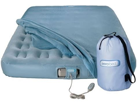 aero bed premier airbed youtube